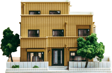 小規模多機能型居宅介護 建物イメージ